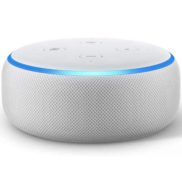 Amazon Echo Dot 3rd Generation - White
