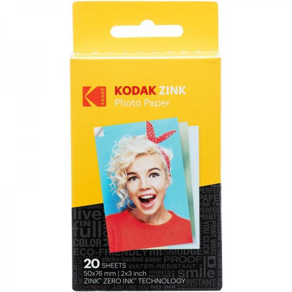 Kodak Zink Photo Paper